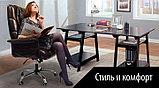 Офисное массажное кресло EGO PRIME EG1003 в комплектации LUX, фото 2