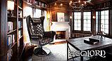 Массажное кресло EGO Lord EG3002 Lux Шоколад, фото 2