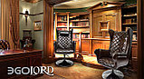Массажное кресло EGO Lord EG3002 Lux Шоколад, фото 3