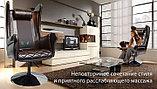 Массажное кресло EGO Lord EG3002 Lux Шоколад, фото 4
