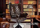 Массажное кресло EGO Lord EG3002 Lux Шоколад, фото 6