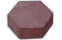 Брусчатка шестигранник