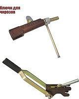 Ключ для пружинного зажима маленький