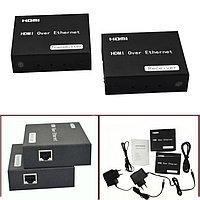 HDMI Extender over Ethernet (120m) удлинитель HDMI до 120м