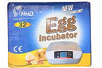 Инкубатор на 32 яиц с Led-подсветкой