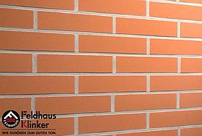 """Клинкерная плитка """"Feldhaus Klinker"""" для фасада и интерьера R220 terracotta liso"""