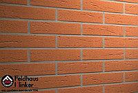 """Клинкерная плитка """"Feldhaus Klinker"""" для фасада и интерьера R227 terracotta rustico, фото 1"""
