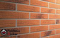 """Клинкерная плитка """"Feldhaus Klinker"""" для фасада и интерьера R228 terracota rustico carbo, фото 1"""