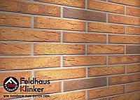 """Клинкерная плитка """"Feldhaus Klinker"""" для фасада и интерьера R268 nolani viva rustico, фото 1"""