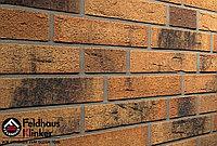 """Клинкерная плитка """"Feldhaus Klinker"""" для фасада и интерьера R286 nolani viva rustico carbo, фото 1"""