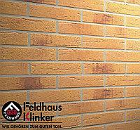 """Клинкерная плитка """"Feldhaus Klinker"""" для фасада и интерьера R287 amari viva rustico aubergine, фото 1"""