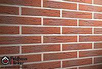 """Клинкерная плитка """"Feldhaus Klinker"""" для фасада и интерьера R335 carmesi antic mana, фото 1"""