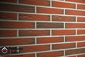 """Клинкерная плитка """"Feldhaus Klinker"""" для фасада и интерьера R343 ardor senso"""