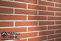 """Клинкерная плитка """"Feldhaus Klinker"""" для фасада и интерьера R440 carmesi senso, фото 1"""