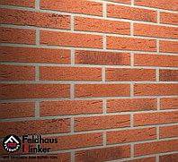 """Клинкерная плитка """"Feldhaus Klinker"""" для фасада и интерьера R488 terreno rustico carbo, фото 1"""