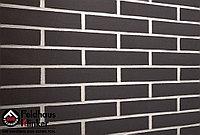 """Клинкерная плитка """"Feldhaus Klinker"""" для фасада и интерьера R700 anthracit liso, фото 1"""