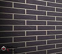 """Клинкерная плитка """"Feldhaus Klinker"""" для фасада и интерьера R740 anthracit senso, фото 1"""