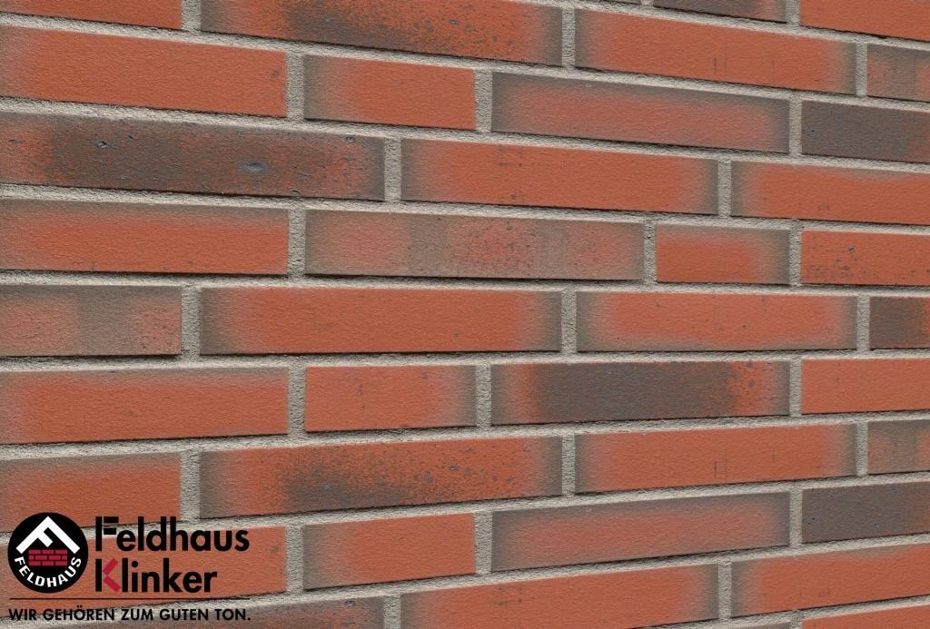 """Клинкерная плитка """"Feldhaus Klinker"""" для фасада и интерьера R788 planto ardor venito"""