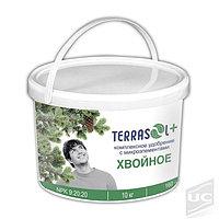 Удобрение минеральное  Хвойное TerraSol 10 кг ФАСКО