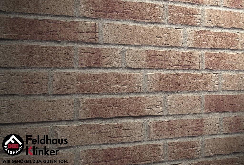 """Клинкерная плитка """"Feldhaus Klinker"""" для фасада и интерьера R678 sintra sabioso ocasa"""
