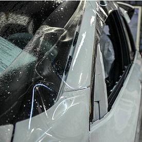Антигравийная пленка на автомобиль в Алматы
