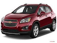 Бампер передний Chevrolet Tracker / Шевроле Трэкер