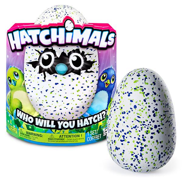 Hatchimals 19100-DRAG-GREEN Хетчималс Дракоша - интерактивный питомец, вылупляющийся из яйца