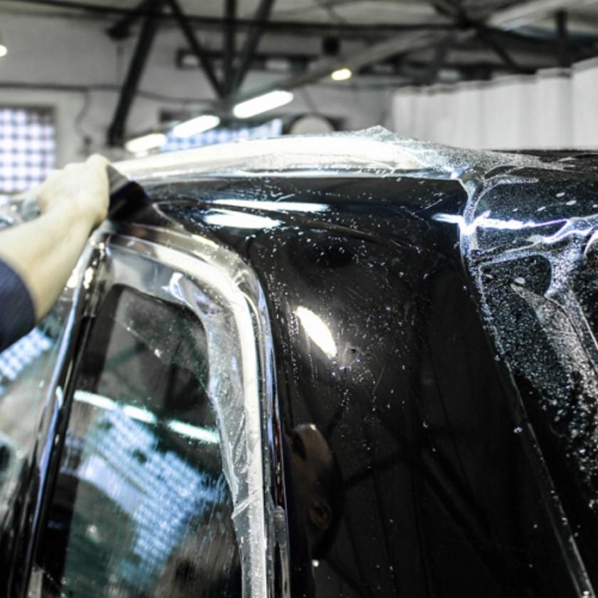 Оклейка пленкой авто в Алматы