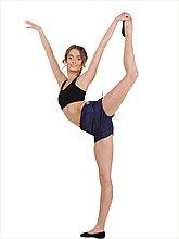 Шорты для хореографии и гимнастики