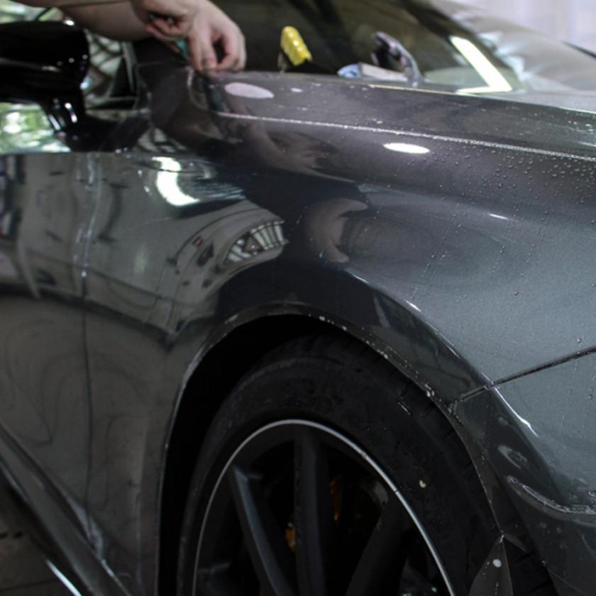 Защитная пленка на кузов автомобиля