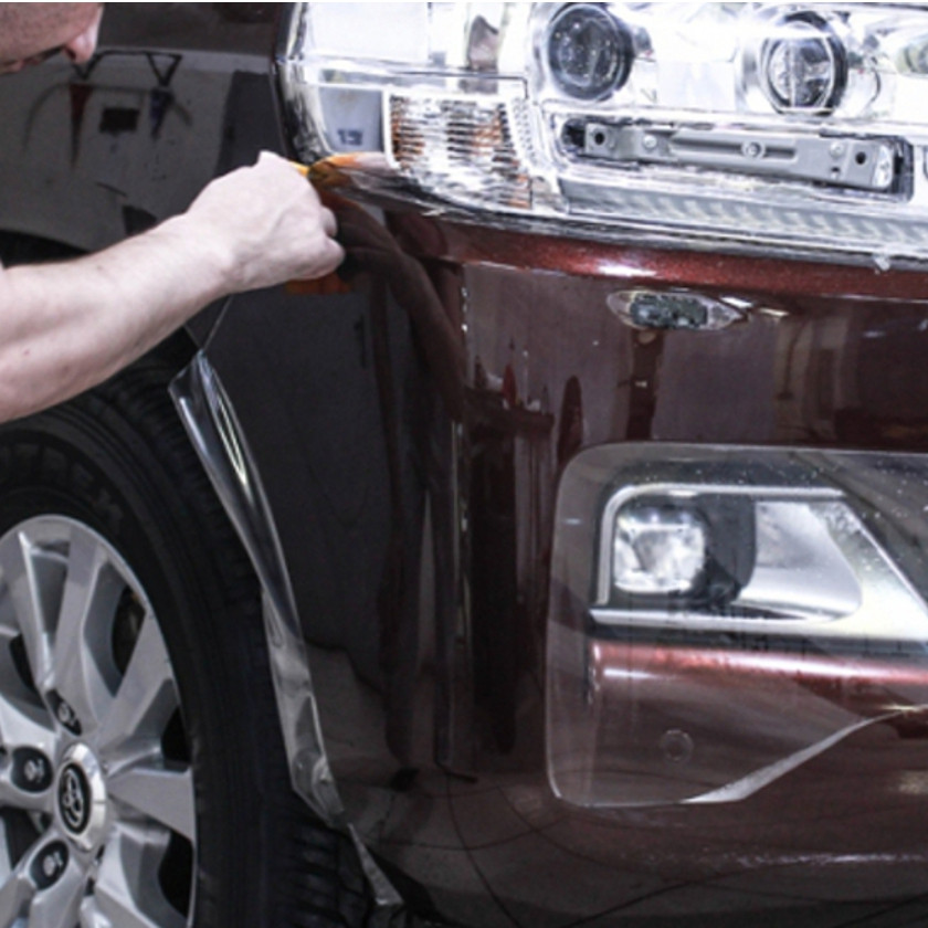 Защитная Полиуретановая Пленка на авто в Алматы