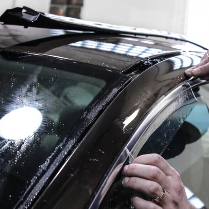 Защитная Полиуретановая Пленка на авто