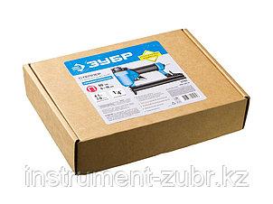 Степлер пневматический для скоб тип 80 (6-16 мм), ЗУБР Профессионал, фото 2