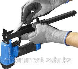 Степлер пневматический для скоб тип 80 (6-16 мм), ЗУБР Профессионал, фото 3