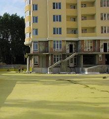 Гидроизоляция паркингов ПВХ мембраной ДЕКОПРАН