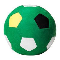СПАРКА Мягкая игрушка, зеленый футбольный, зеленый, фото 1