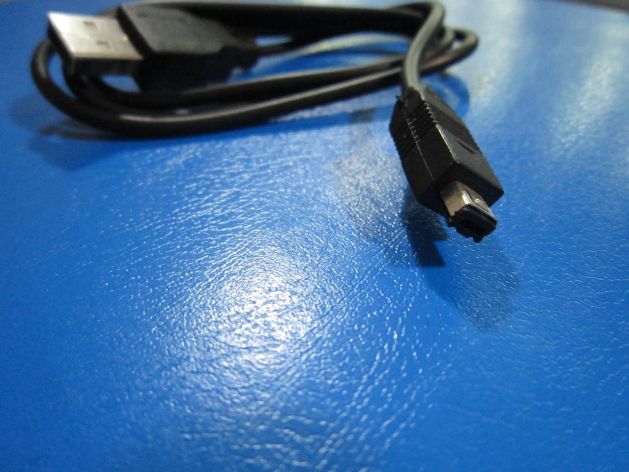 USB кабель для фотоаппарата