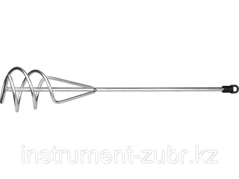 """Миксер STAYER """"PROFI"""" для песчано-гравийных смесей, SDS+ хвостовик, оцинкованный, 100х500мм"""