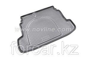 Коврик в багажник KIA Cerato 2013-  , седан