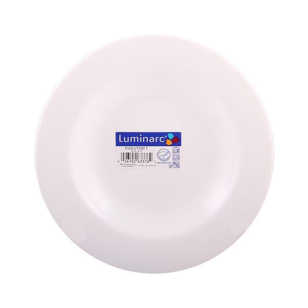 Тарелка суповая Luminarc  Evolution Peps 220 мм (63376/E6982)