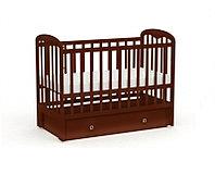 Кровать детская ФЕЯ 00-63122 орех