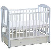 Кровать детская ФЕЯ 328 белый