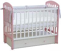 Кровать детская ФЕЯ 328 белый-магнолия, фото 1