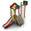 Детский игровой комплекс ИК-25 Размеры 5610х2320х3400мм
