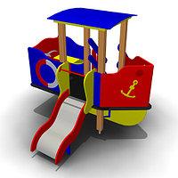 Детский игровой комплекс ИК-26М Размеры 2715х2420х2140мм