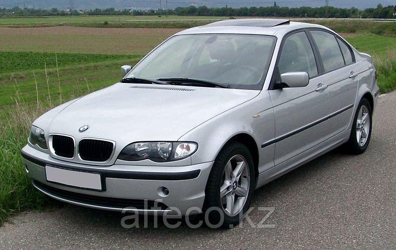 Защита картера BMW 318 Е 46 (3части) кроме 2,5TD,4wd 1998-2001