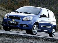 Защита картера и КПП Chevrolet Aveo all 2008-