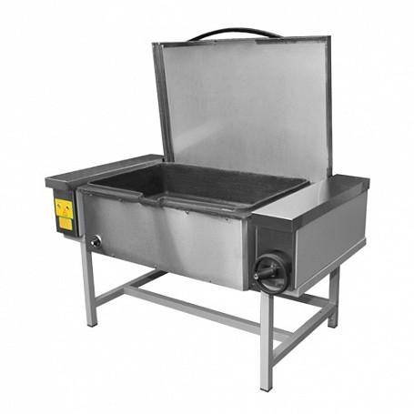 Сковорода электрическая СЭП-0,45-М (емкость 65 л.) (1430х850(900)х820(840) мм, 65л, 12кВт, 380В)