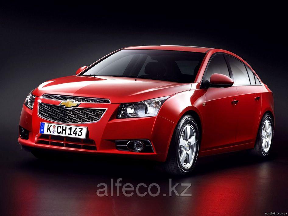 Защита картера и КПП Chevrolet Cruze 2009-