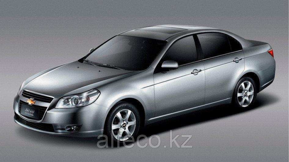 Защита картера и КПП Chevrolet  Epica 2006-